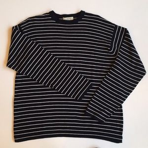 J Crew Men's Nautical Striped Sweater